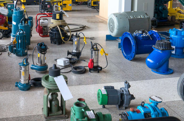 Pumps and equipment image