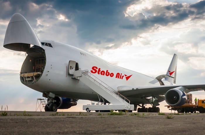 Air cargo image
