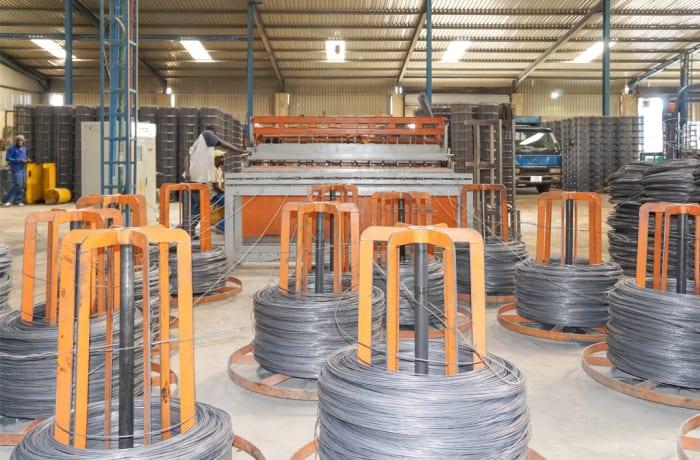Steel Lines Zambia image