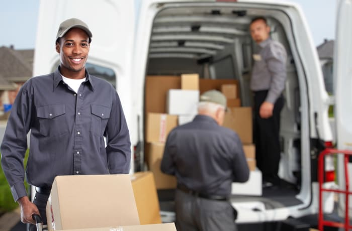 Removals and Storage image