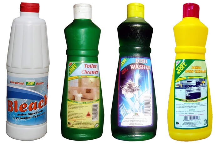 Cleaning products and equipment image