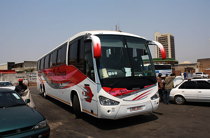 Euro-Africa Bus Services   Buses and Coaches, Postal and