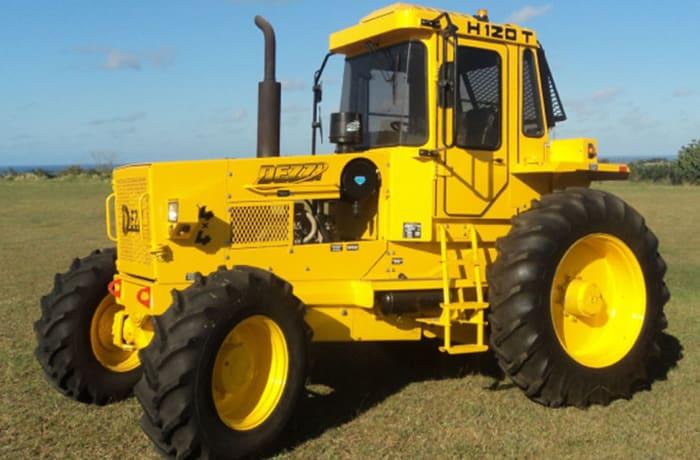 Heavy duty machinery image
