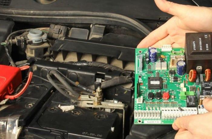 Car electricals image