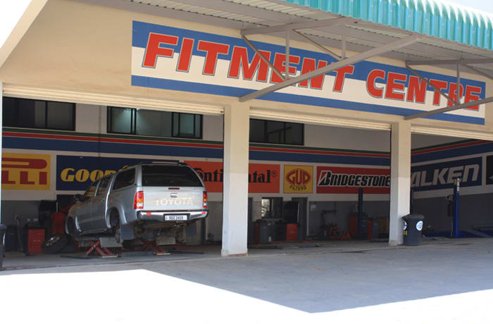 Auto fitment centres image