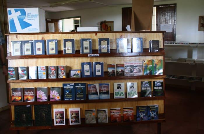 Books and magazines image