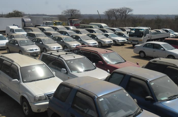 Second hand cars image