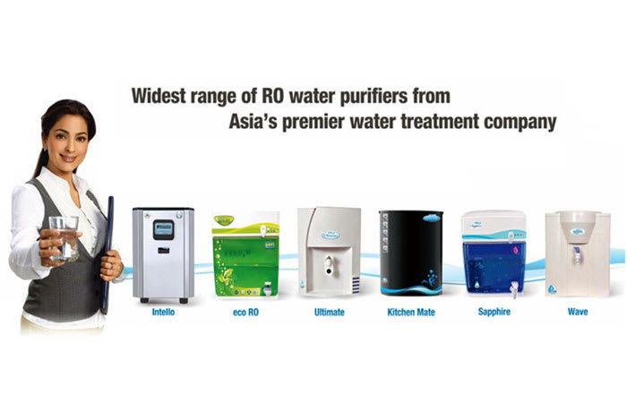 Water treatment and Sanitation image