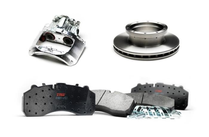 Truck and Bus parts image