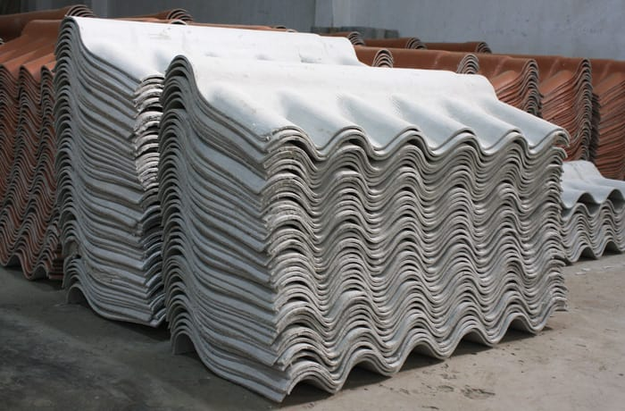 Roofing materials image