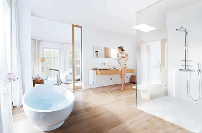 Kitchens, bathrooms and bedrooms image