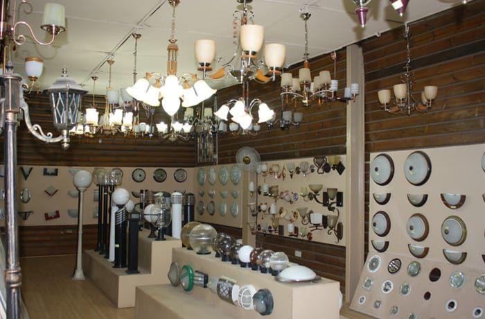 Electricals and Lighting image