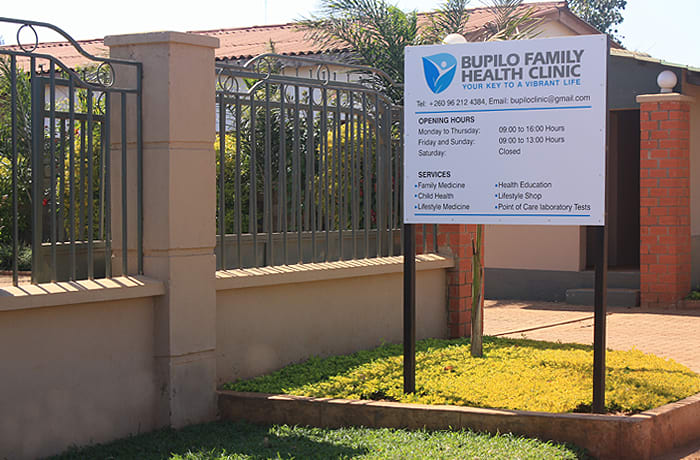 Health centres image