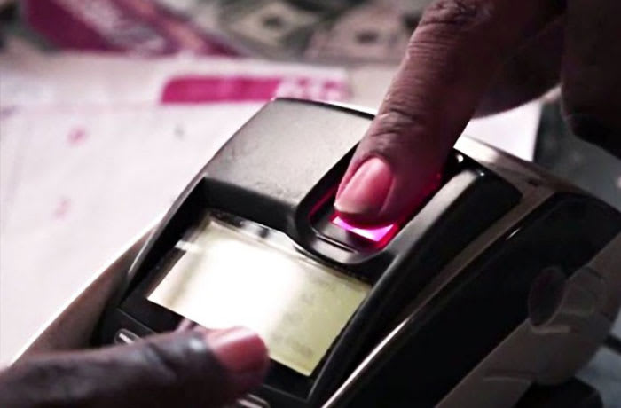 Personal banking image