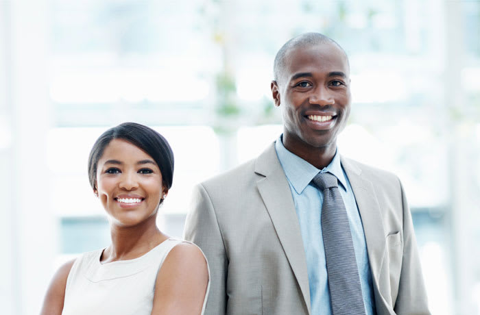 Business consultants image