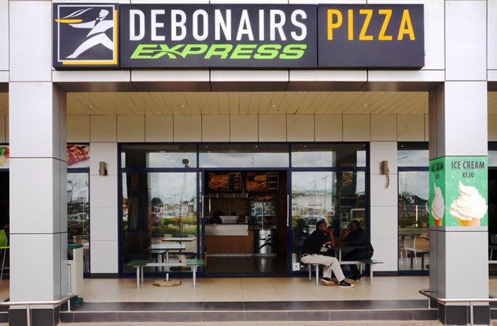 Take away restaurants image