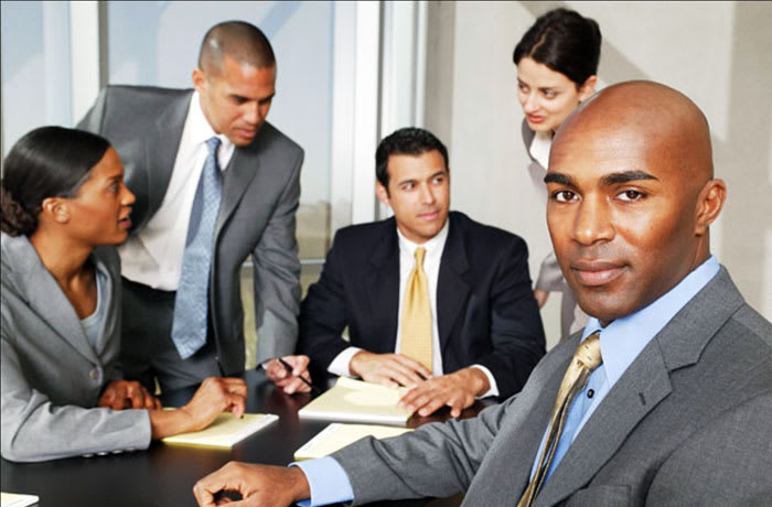 Business banking image