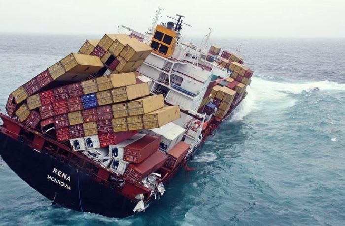 Marine insurance image