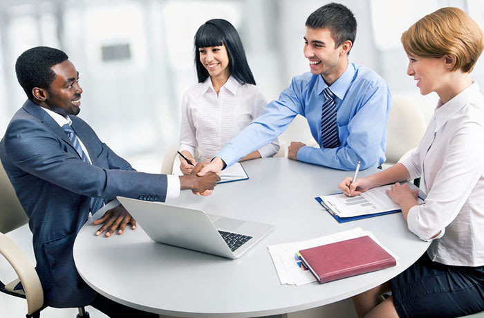 Corporate finance image