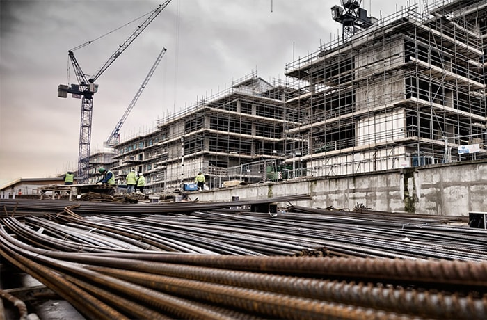 Construction insurance image
