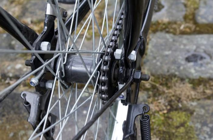 Bike parts and accessories image