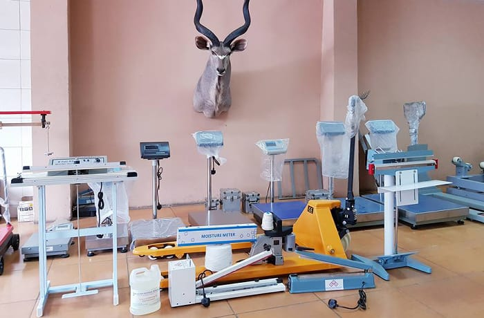 Industrial tools and equipment image