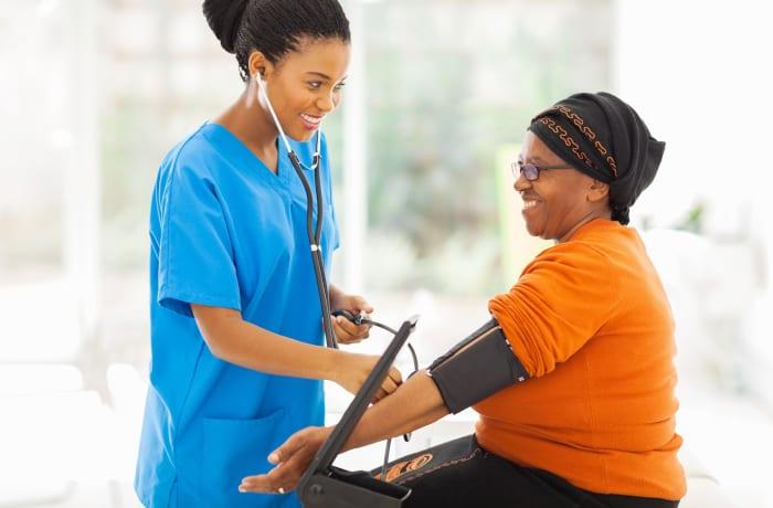 Private nursing image