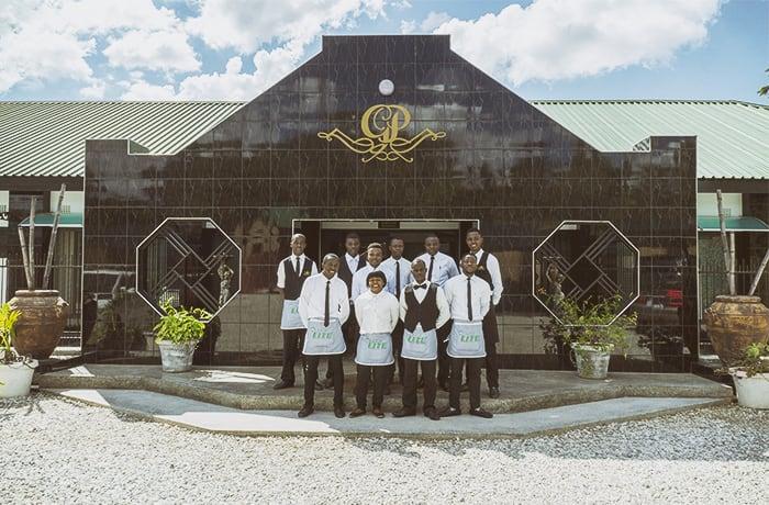 Le Dolphin's Grand Paradiso Hotel & Restaurant image
