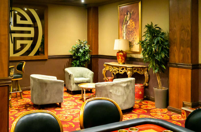 VIP lounge - 2