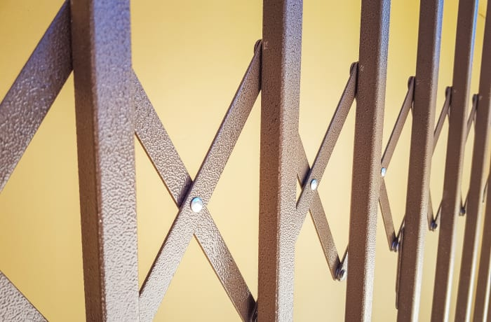 Supply of decorative wrought iron material and fabrication - 3