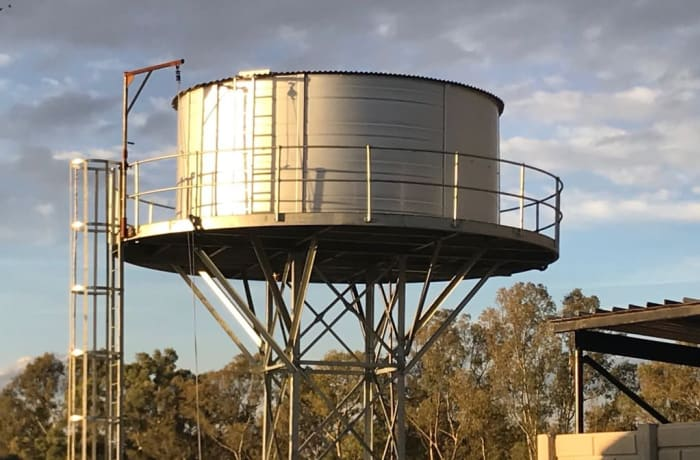 Water tanks and reservoirs - 3