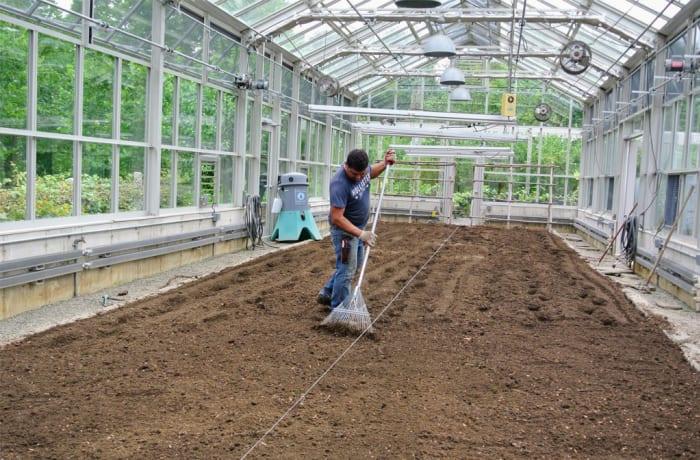 Greenhouses - 1