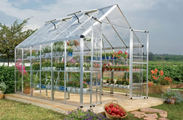 Greenhouses - 0