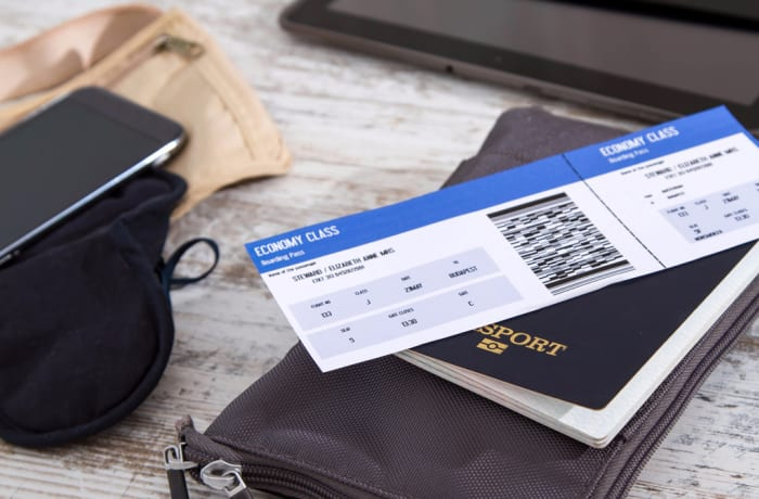 Air tickets, Visas and Travel Insurance - 2