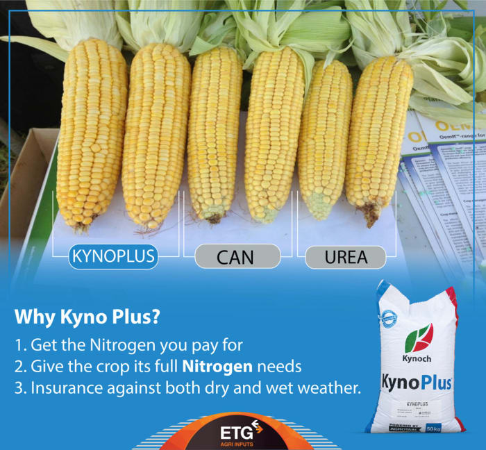 Power your crops with N-hanced-N nitrogen fertilizer for enhanced quality, yield and profit