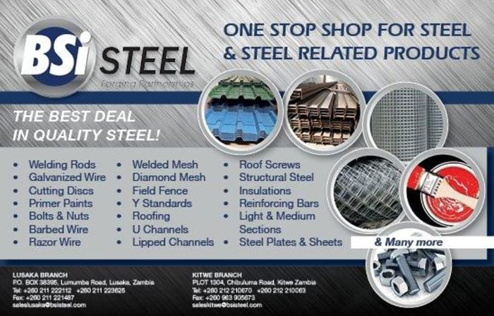 One stop shop for steel and related products