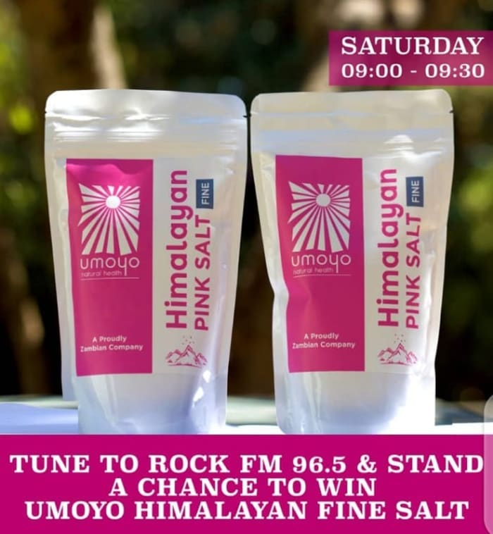 Tune in to Rock fm 96.5  to stand a chance to win!