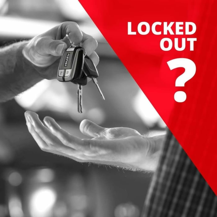 Locked out? Action Auto have you covered where ever you are in Zambia