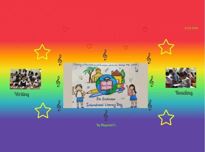 BIPS Celebrates International Literacy