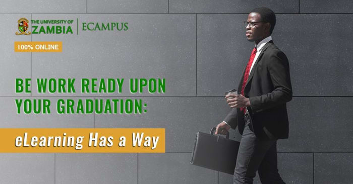 Be work-ready upon your graduation: eLearning has a way