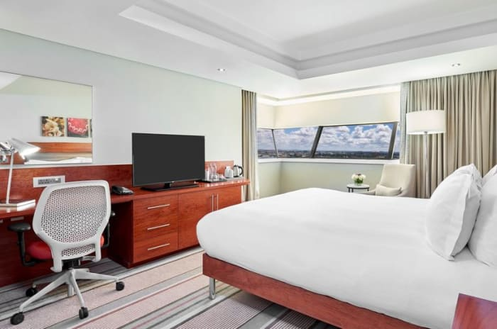 Enjoy a weekend staycation at low prices