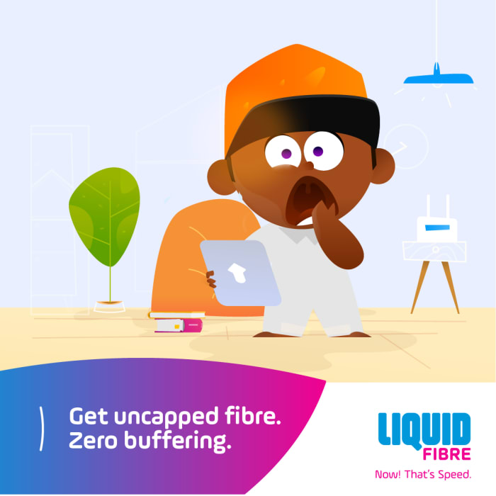 Get uncapped fibre. Zero buffering