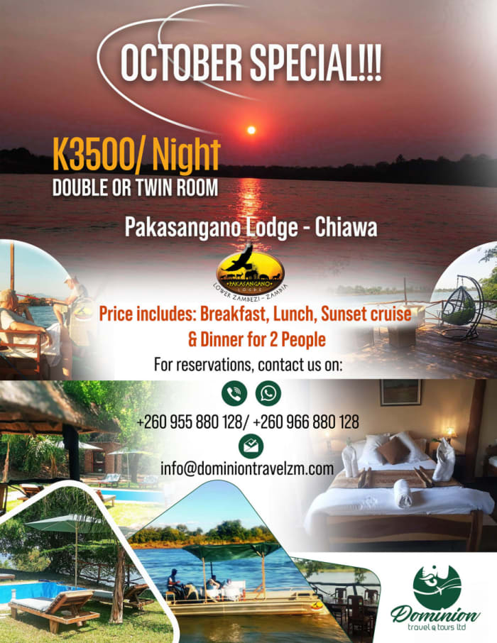 October Special - K3500/ night