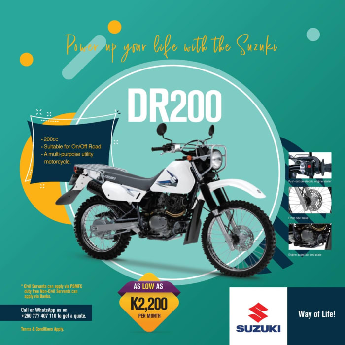 Suzuki DR200 Motorcycles for sale