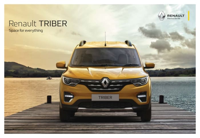 Renault Zambia Introduces the all-new Renault Triber