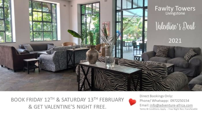 Book 2 nights and get 1 night free