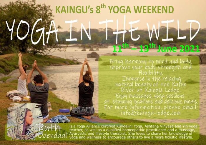 Kaingu's 8th Yoga Weekend