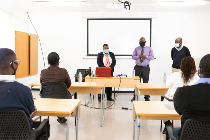 Kafue Gorge Regional Training Centre launches two courses