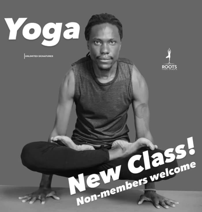Yoga at Amaka!