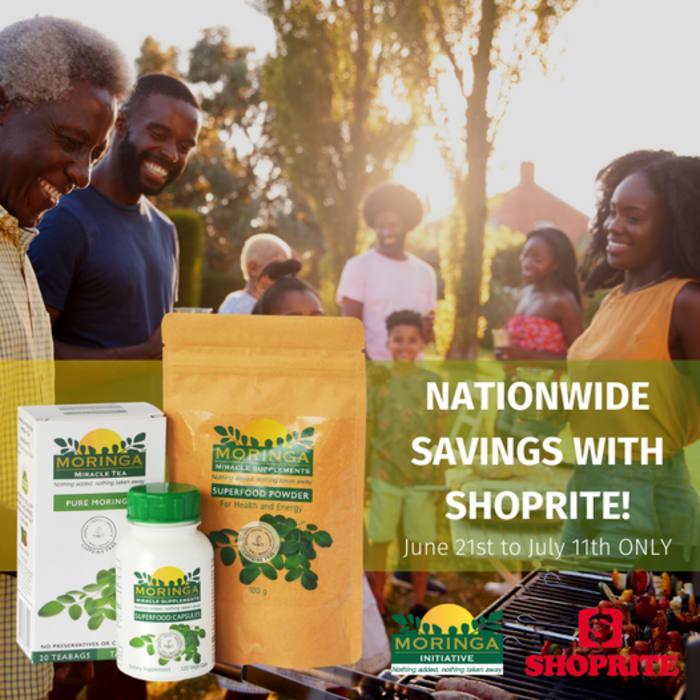 Super savings with Shoprite, Zambia!